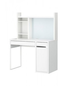 MICKE Workstation, white